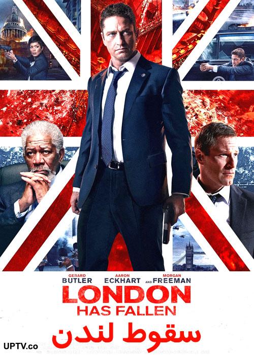 دانلود فیلم سقوط لندن London Has Fallen 2016 با دوبله فارسی