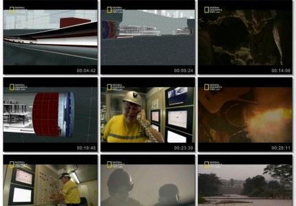 دانلود مستند ابرسازه ها، تونل هوشمند با دوبله فارسی