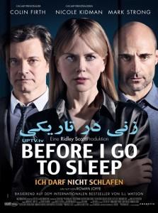 دانلود فیلم before i go to sleep – زنی در تاریکی با دوبله فارسی