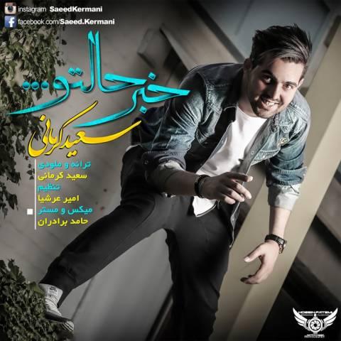 دانلود آهنگ جدید سعید کرمانی به نام خبر حالتو