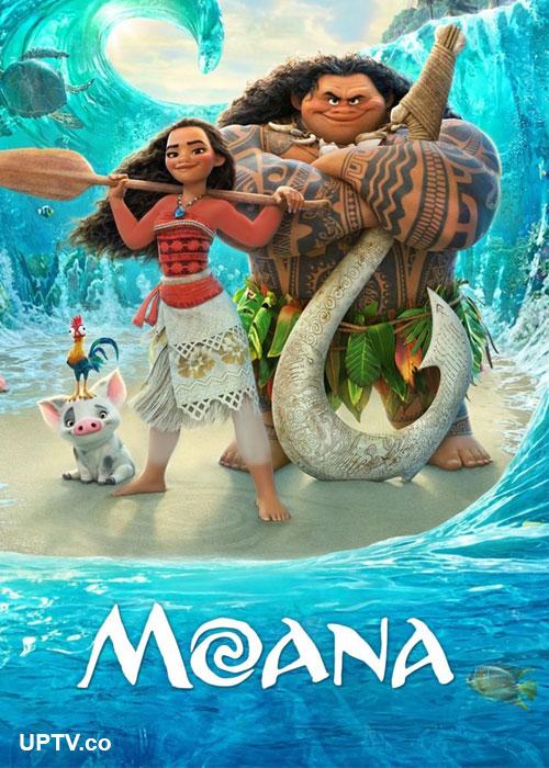 دانلود انیمیشن موانا Moana 2016 با کیفیت Full HD