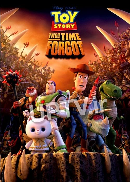 دانلود انیمیشن داستان اسباب بازی ها زمان فراموشی Toy Story That Time Forgot 2014 با دوبله فارسی و لینک مستقیم