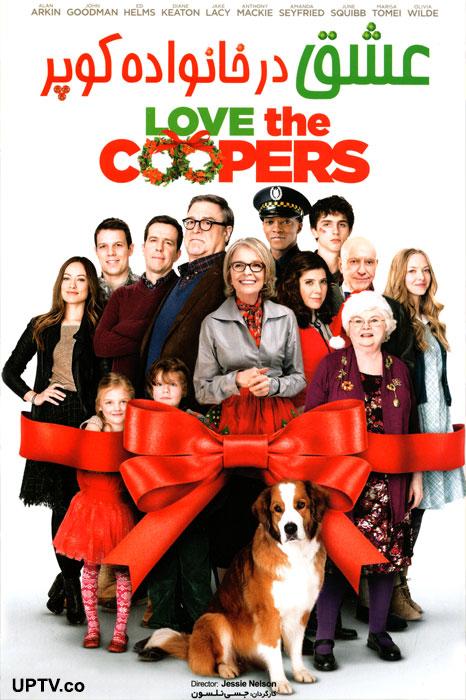 دانلود فیلم عشق در خانواده کوپر Love the Coopers با دوبله فارسی