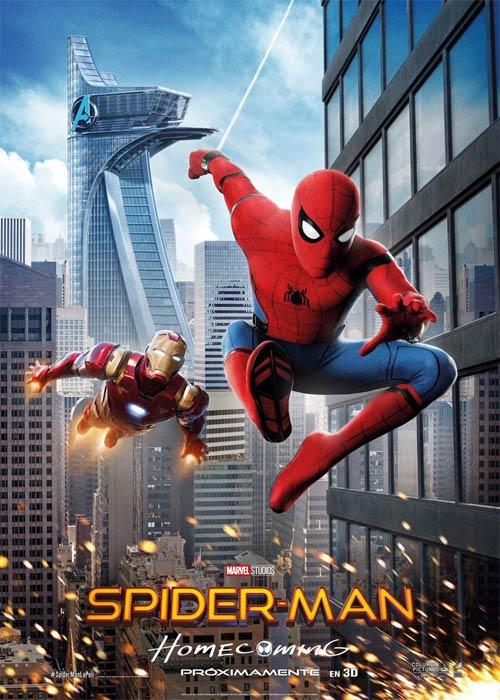دانلود فیلم مرد عنکبوتی برگشت به خانه SpiderMan Homecoming 2017