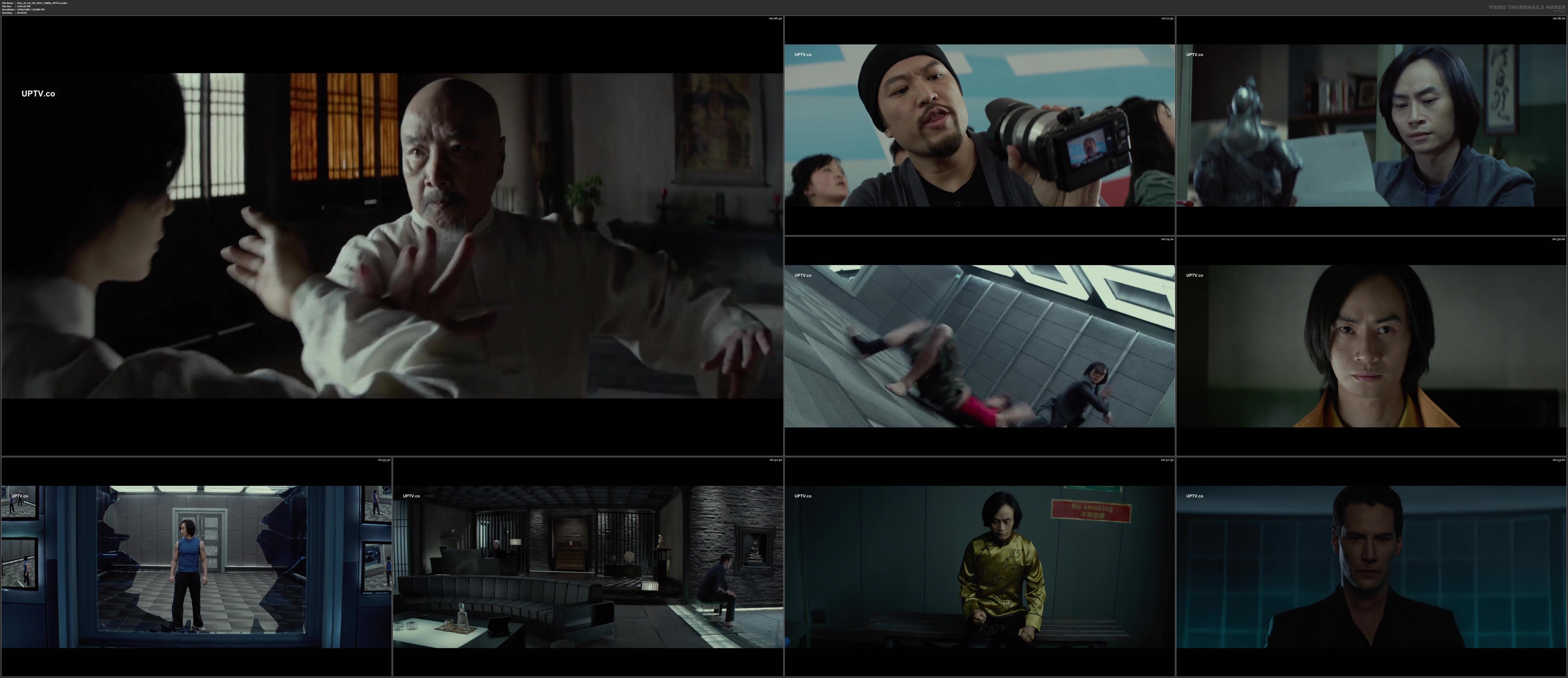 دانلود فیلم Man of Tai Chi 2013 مبارز تای چی با دوبله ...