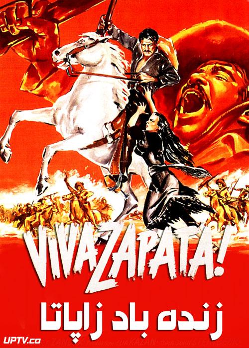 دانلود فیلم Viva Zapata 1952 زنده باد زاپاتا