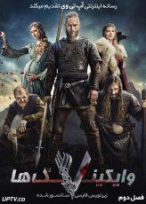 دانلود فصل دوم سریال وایکینگ ها Vikings با زیرنویس فارسی