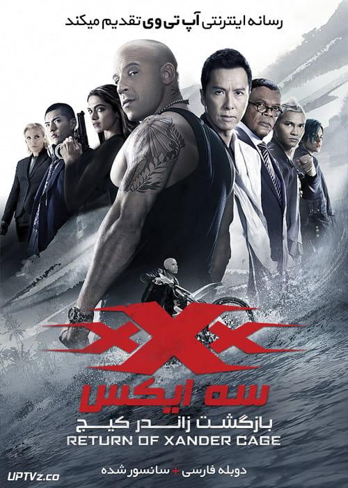 دانلود فیلم 3X Return of Xander Cage 2017 سه ایکس بازگشت زاندر کیج