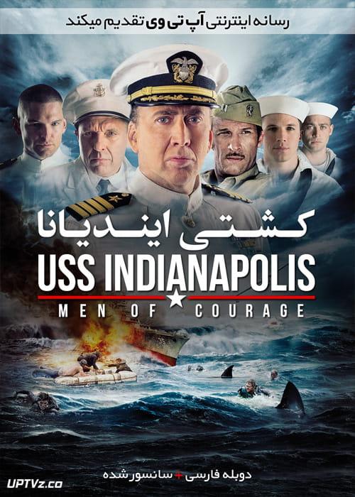 دانلود فیلم USS Indianapolis Men of Courage 2016 کشتی ایندیانا
