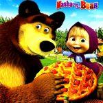 دانلود انیمیشن برگزیده های ماشا و خرسه با دوبله فارسی