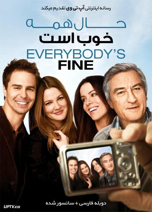 دانلود فیلم Everybodys Fine 2009 حال همه خوب است با دوبله فارسی