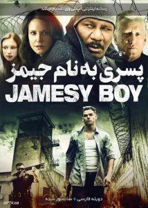 دانلود فیلم Jamesy Boy 2014 پسری به نام جیمز با دوبله فارسی
