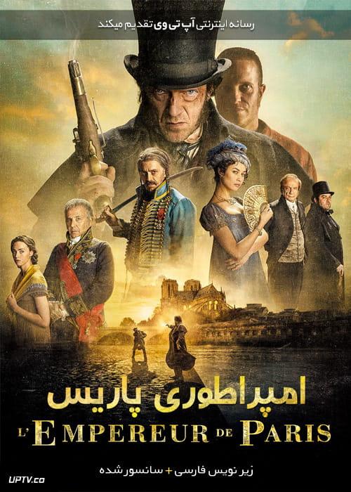 دانلود فیلم The Emperor of Paris 2018 امپراطور پاریس با زیرنویس فارسی