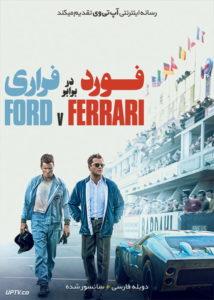 دانلود فیلم Ford v Ferrari 2019 فورد در برابر فراری با دوبله فارسی