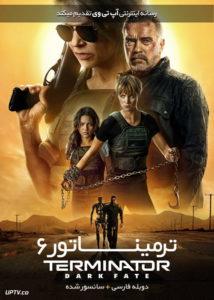 دانلود فیلم Terminator Dark Fate 2019 نابودگر 6 سرنوشت تاریک با دوبله فارسی