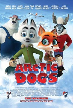 دانلود انیمیشن پستچی قطبی Arctic Dogs 2019 با دوبله فارسی
