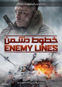 دانلود فیلم Enemy Lines 2020 خطوط دشمن با زیرنویس فارسی