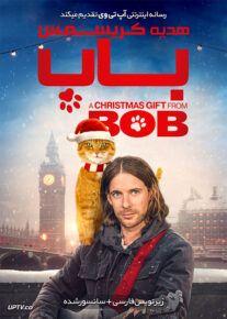 دانلود فیلم A Christmas Gift from Bob 2020 هدیه کریسمس باب با زیرنویس فارسی