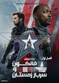 دانلود سریال The Falcon and The Winter Soldier فالکون و سرباز زمستان فصل اول