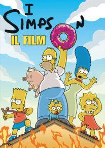 دانلود انیمیشن سیمپسون ها The Simpsons Movie 2007 با دوبله فارسی