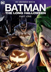 دانلود انیمیشن بتمن هالووین طولانی Batman The Long Halloween 2021 با زیرنویس فارسی