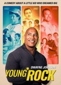 دانلود سریال Young Rock راک جوان فصل اول
