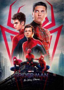 دانلود فیلم مرد عنکبوتی راهی به خانه نیست Spider-Man No Way Home 2021